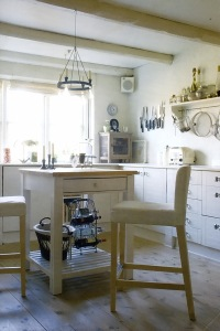White Style Kitchen (license)