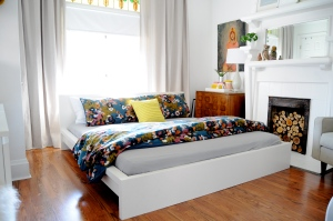 Target Duvet in Bedroom via photopin (license)