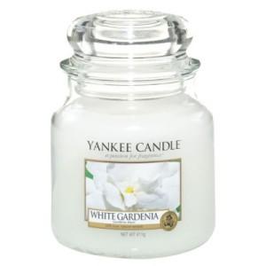 White Gardenia - Yankee Candle